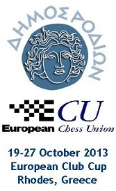 European Chess Club Cup 2013