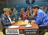 World Chess Championship match 2014